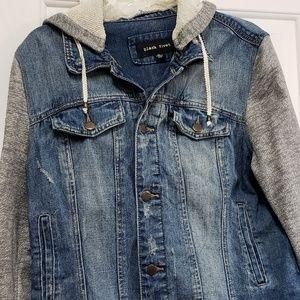 Black Rivet Jackets & Coats - Black Rivet denim jacket